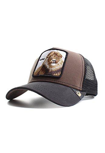 Goorin Bros. Trucker Cap King Braun, Size:ONE Size