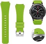 MARGOUN Strap for Huawei GT/Huawei GT 2 (46mm) Watch Band/Huawei Watch GT2 Pro Strap/Samsung Galaxy Watch 46mm