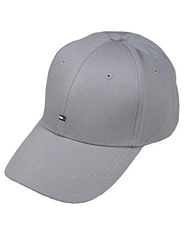 CASQUETTE CLASSIC BASEBALL GRIS - TOMMY HILFIGER