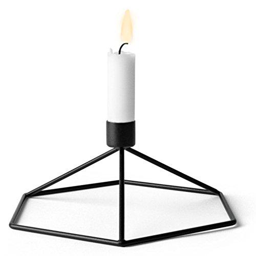 Messing Unparteiisch Kerzenständer