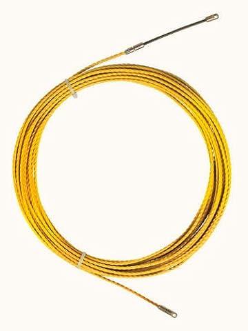 Tire-fils Yellow Twisty à ¸ 4mm 10mt