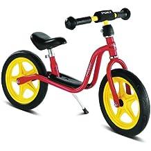 Puky LR 1EVA–Fahrrad ohne Pedale für Kinder mit Rollen Soft