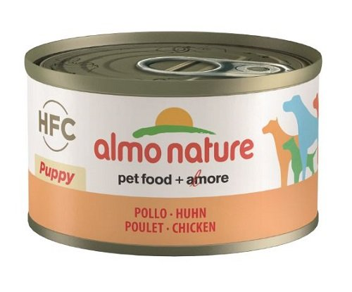 Almo nature daily menu - Comida húmeda para Perros Cachorros almo Nature Classic Pollo 95 gr