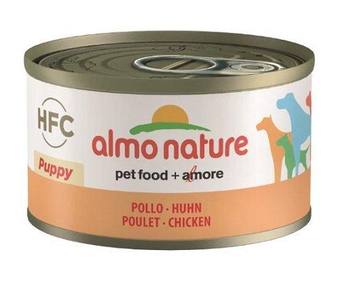 Almo nature daily menu-Nourriture Humide pour Chiens Chiots Almo Nature Classic Poulet 95GR