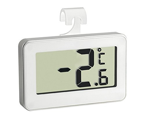 TFA 30.2028.02 - Termómetro digital nevera congelador