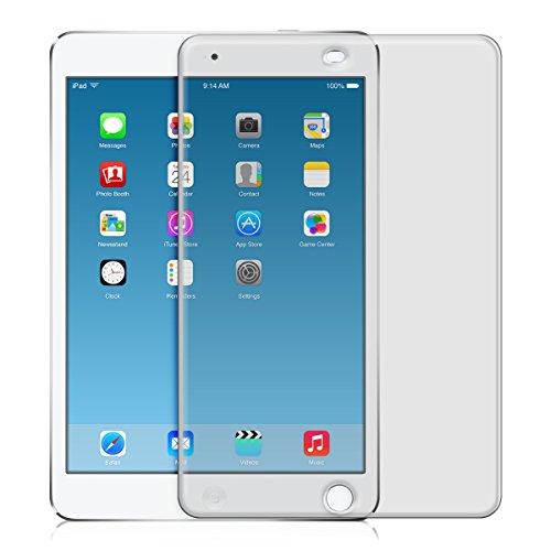 kwmobile Panzerglas Displayschutz Matt und entspiegelnd für Apple iPad Mini/Mini 2 Retina - Schutzglas Schutzfolie Displayschutzfolie