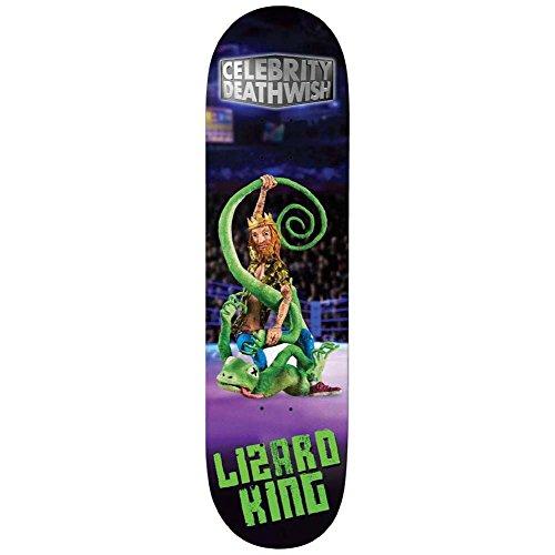 Deathwish Skateboards Lizard King Celebrity Deck 20,3cm
