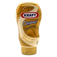KRAFT  Original Squeeze Cheddar Cheese Creamy Cheese - 440 gm
