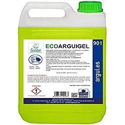Detergente lavavajilas biodegradable industrial. 2 litros