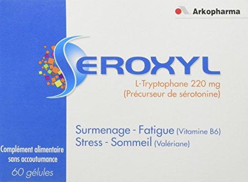 Arkopharma Seroxyl Surmenage Stress/Sommeil 60 Gélules