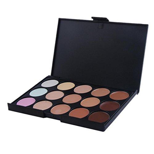 OVERMAL Pro - 15 Couleur Neutre Palette Ombre à PaupièRes Maquillage CosméTiques.
