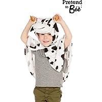 Cow - Disfraz de vaca para niño, talla 3 - 5 años (9972)