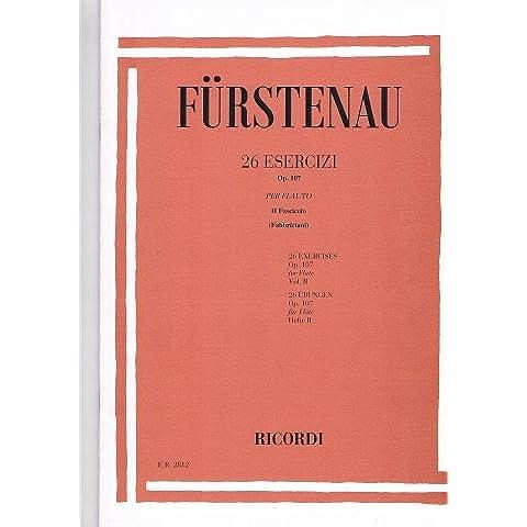Furstenau - 26 esercizi-studi op. 107 Vol. 2