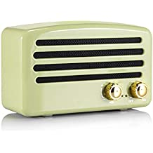 Oshide T5 Retro nostálgico Mini teléfono móvil Audio Radio Bluetooth Speaker