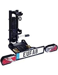 EUFAB 11533 E-Scooter Heckträger für Anhängekupplung