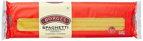 Borges Spaghetti Durum Wheat Pasta, 500g