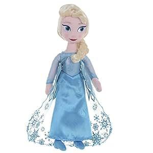 Disney Frozen 16 pouces 40cm Elsa poupée de chiffon