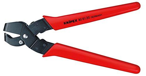 KNIPEX 906116EAN ALICATE CORTADORES BRUñIDO CON GAINES PLASTICO 250MM