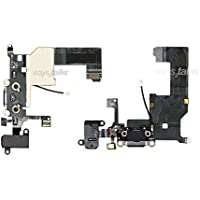 Original Quality iPhone 5 Audio Jack Flex cavo presa di ricarica