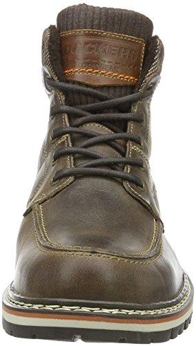 Dockers by Gerli Herren 39pe001-102 Combat Boots Braun (schoko 360)