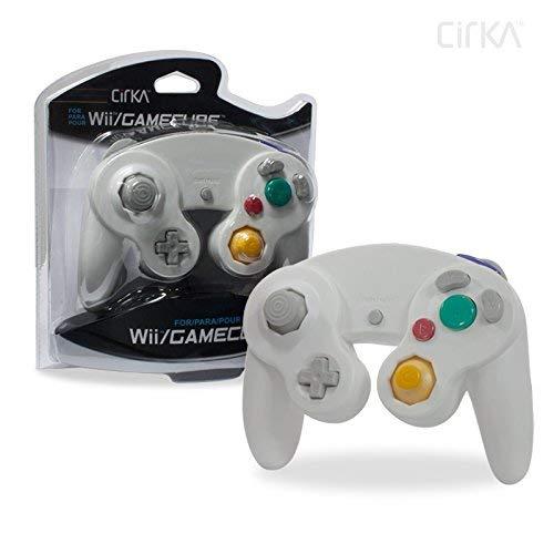 Gamecube/Wii Controller Classic Weiß (Zertifiziert generalüberholt) (Wii Für Remote Gamecube)