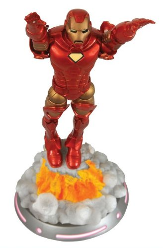 MARVEL SELECT IRON MAN ACTION (Requisiten Iron Man)