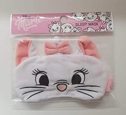 BNWT Plüsch ~ PRIMARK Aristocats Marie Eye Schlafmaske SLEEPING Black Out