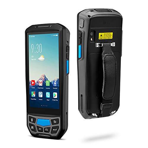 Android Terminal Munbyn POS Terminal Handheld PDA Honeywell Barcode-Scanner 1D 2D Barcode/OS Android 7.0 mit 3G 4G Bluetooth Touchscreen/mit SDK Ideal für Weit-Entwickelt Programmentwicklung IPDA030