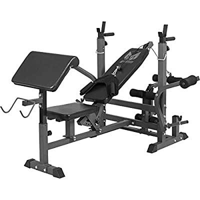 Gyronetics E-Series Universal Weight Bench Workstation by Gyronetics
