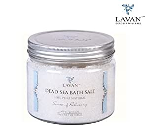 Dead Sea Bath Salt 100% pure & natural by LAVAN