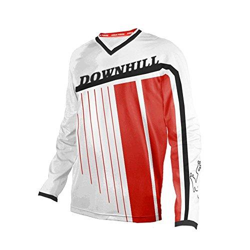2180e5f21 Uglyfrog Element Jersey RACEWEAR Trikot Moto Cross Mountain Bike Enduro MTB  Farbkollision Rennrad Downhill Shirts