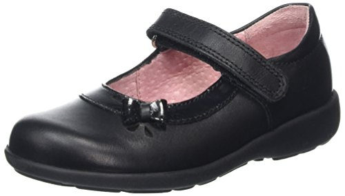 Start Rite Maria Narrow, Mary Jane fille Noir (Black)
