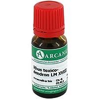 RHUS TOXICODENDRON LM 18, 10 ml preisvergleich bei billige-tabletten.eu