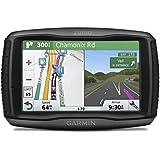 Garmin zumo 595LM EU Motorradnavigationsgerät - 5'' Touchscreen, lebenslange Kartenupdates, Smart Notifications