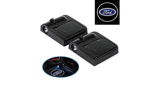 A58 Wireless Auto Tür Licht LED Car Willkommen Projector Logo für BMW 2 Stück