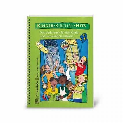 Der Kind Kirche (Kinder-Kirchen-Hits : Das Liederbuch in praktischer Spiralbindung - 80 religiöse Kinderlieder für den Einsatz im Kindergottesdienst, im Kindergarten und in der Grundschule - Noten/sheet music)