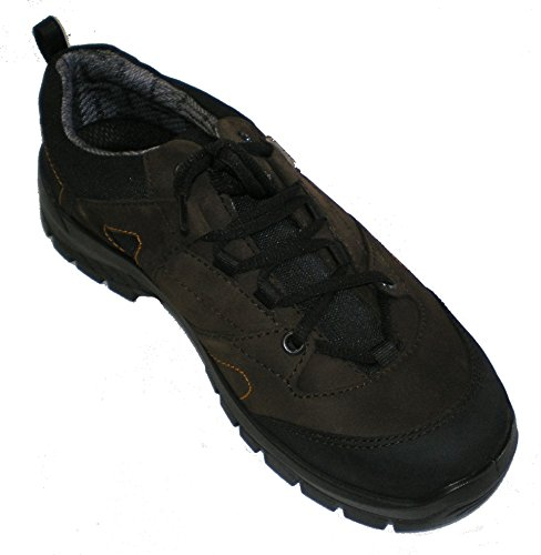 Jomos Adventure, Chaussures à Lacets Homme Mehrfarbig (839-0019 schwarz/santos)