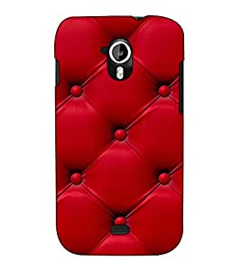 Fuson Designer Back Case Cover for Micromax Canvas HD A116 :: Micromax A116 Canvas HD (Red carpet theme)