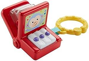 Fisher-Price Acordeón activity, juguete colgante para bebé +3 meses (Mattel DRD88)