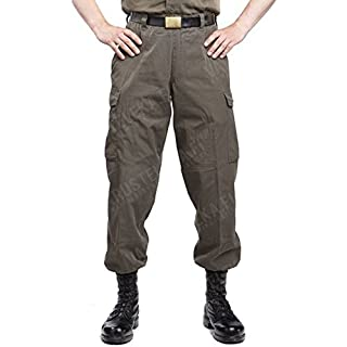 Austrian Army Fatigue Trouser, Tough and Comfortable