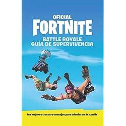 Guía de supervivencia - Oficial Fortnite (Hachette Infantil - Fortnite - Practico)