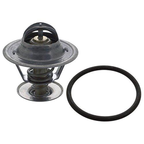 febi bilstein 18290 Thermostat mit O-Ring, Schalttemperatur 80° C, 1 Stück