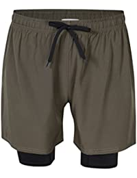 Clearlove Men's Training Running Fitness Sport Shorts Pants