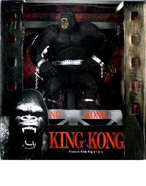 King Kong - Movie Maniacs Deluxe Edition Figur (18cm) -