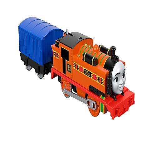 Thomas and Friends Trenino Motorizzato Ispirato al Famoso Personaggio Nia, Giocattolo per Bambini di 3+ Anni, FXX47