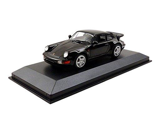 911 Porsche Turbo Modell (maxichamps–Fahrzeug Miniatur–Porsche 911/964Turbo–1990–Maßstab 1/43)