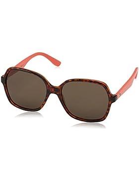 Tommy Hilfiger Unisex-Erwachsene Sonnenbrille TH 1490/S IR, Schwarz (Dark), 57