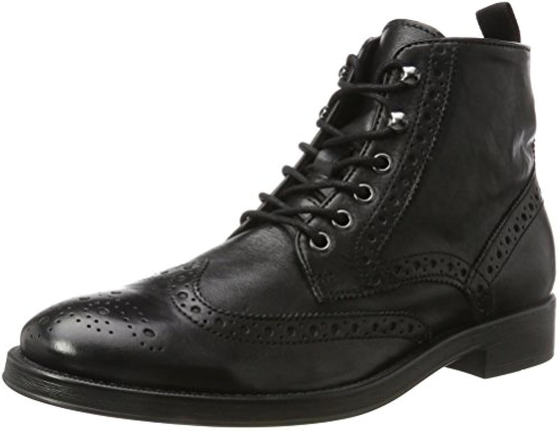 Geox Herren Uomo Blade E Klassische StiefelGeox Herren Klassische Stiefel Schwarz Billig und erschwinglich Im Verkauf