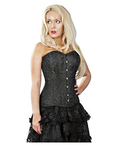 Burleska Versatile corsetto nero