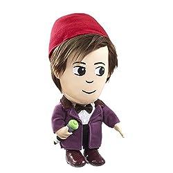 Doctor Who Talking Plush With Fez (Medium)
